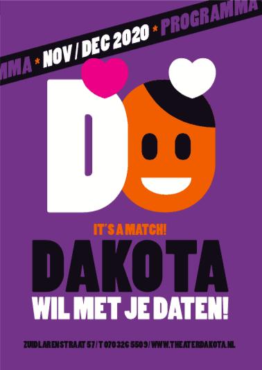 Dakota wil met je daten!